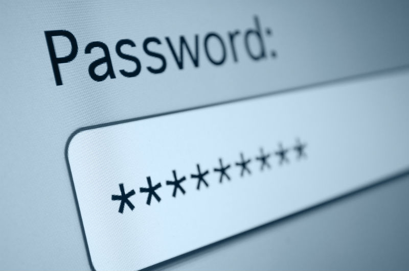 How to keep passwords safe