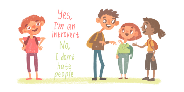 How to survive as an introvert at school